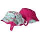 Patagonia Baby Sun Bucket Hat Waves & Wonders: Lilac Bisque (023)